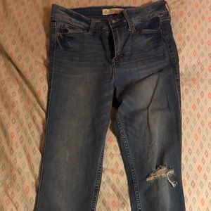 Abercrombie & Fitch Skinny Jeans 4R